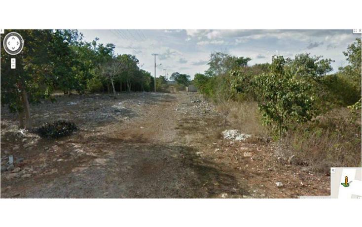 Foto de terreno habitacional en venta en  , cholul, mérida, yucatán, 1062225 No. 05