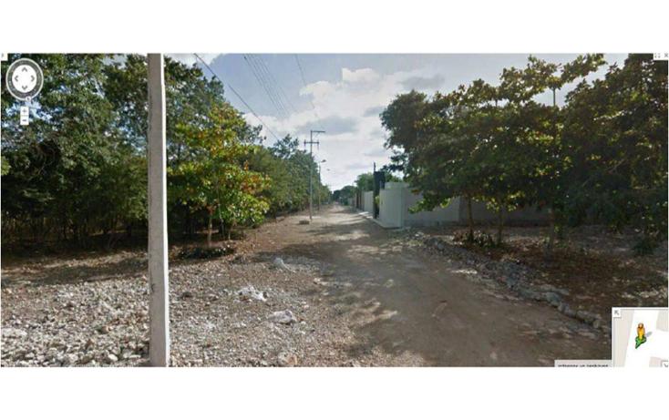 Foto de terreno habitacional en venta en  , cholul, mérida, yucatán, 1062225 No. 07