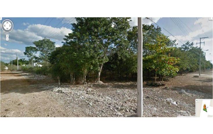 Foto de terreno habitacional en venta en  , cholul, mérida, yucatán, 1062225 No. 08