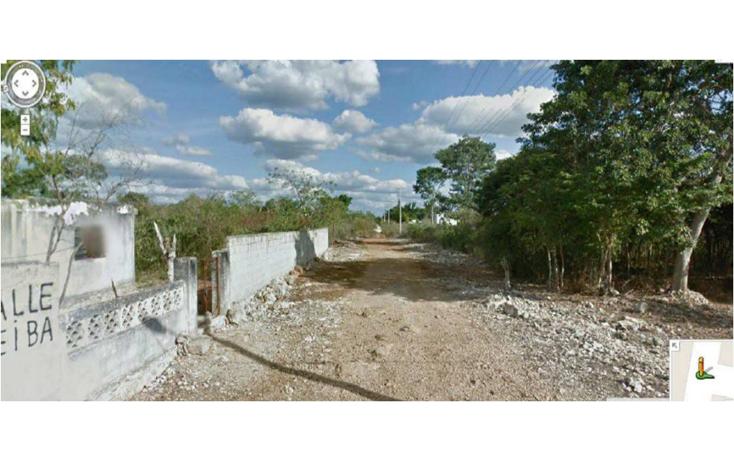 Foto de terreno habitacional en venta en  , cholul, mérida, yucatán, 1062225 No. 09