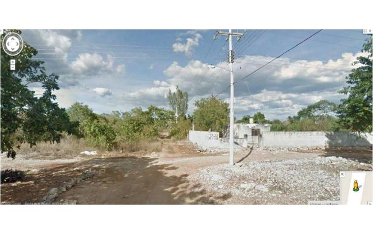 Foto de terreno habitacional en venta en  , cholul, mérida, yucatán, 1062225 No. 10