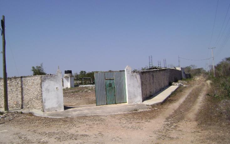 Foto de terreno habitacional en venta en  , cholul, mérida, yucatán, 1062977 No. 03