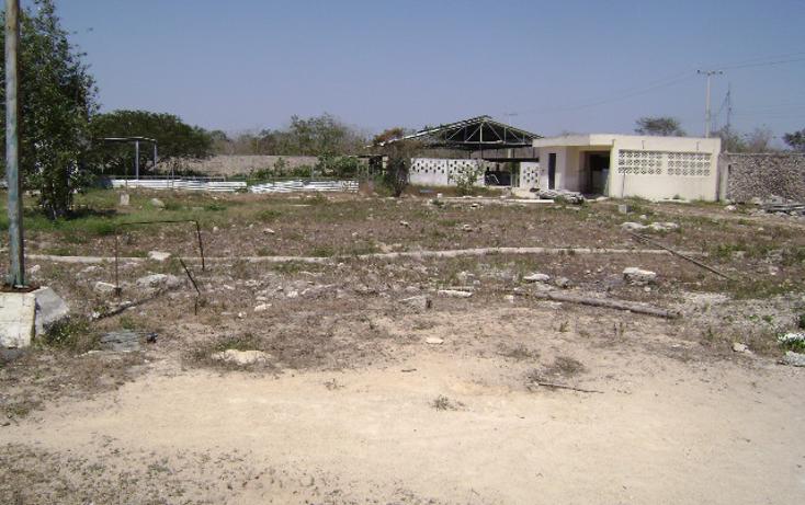Foto de terreno habitacional en venta en  , cholul, mérida, yucatán, 1062977 No. 06