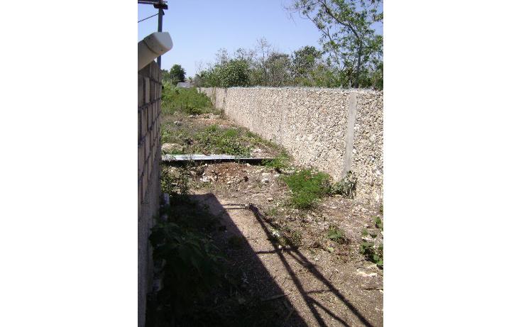 Foto de terreno habitacional en venta en  , cholul, mérida, yucatán, 1062977 No. 09