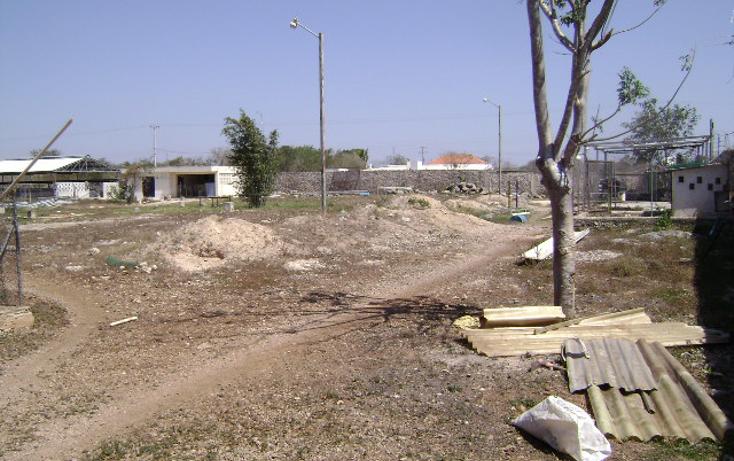 Foto de terreno habitacional en venta en  , cholul, mérida, yucatán, 1062977 No. 13