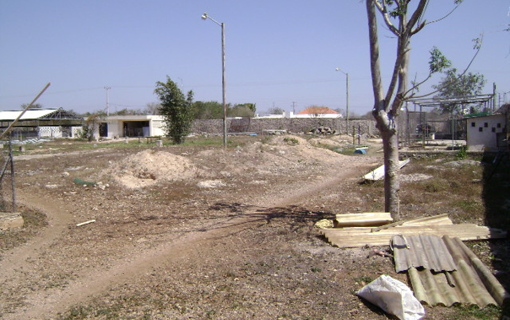 Foto de terreno habitacional en venta en  , cholul, m?rida, yucat?n, 1062977 No. 13
