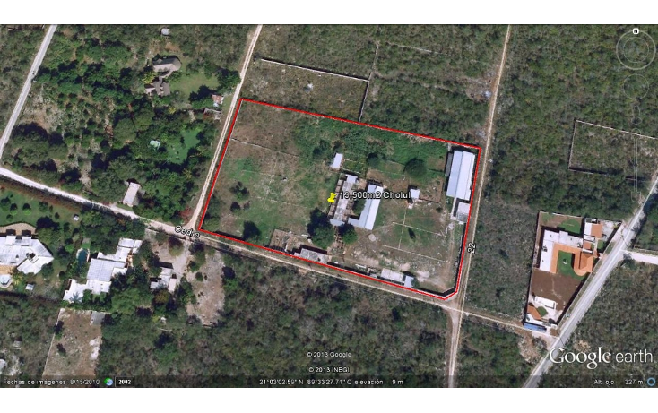 Foto de terreno habitacional en venta en  , cholul, m?rida, yucat?n, 1062977 No. 14