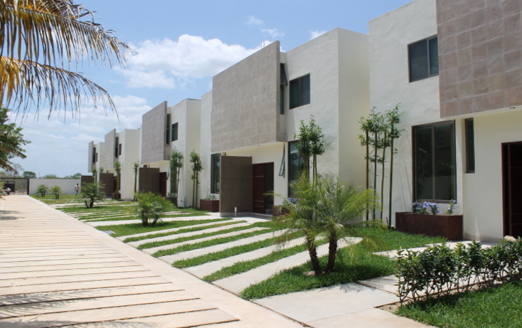 Foto de casa en renta en  , cholul, mérida, yucatán, 1065153 No. 01