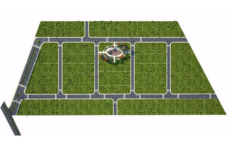 Foto de terreno habitacional en venta en  , cholul, mérida, yucatán, 1066511 No. 01
