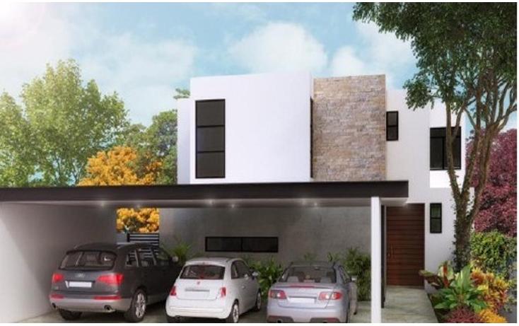 Foto de casa en venta en  , cholul, mérida, yucatán, 1067507 No. 01