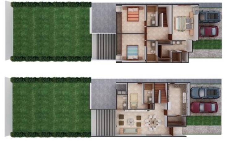 Foto de casa en venta en  , cholul, m?rida, yucat?n, 1067829 No. 02