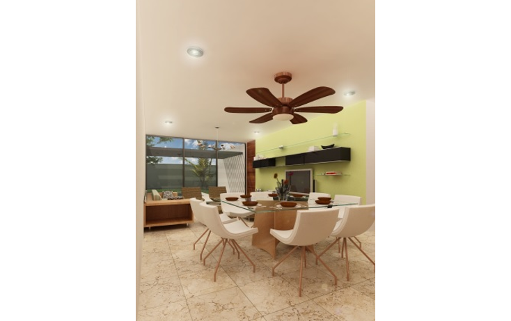 Foto de casa en venta en  , cholul, m?rida, yucat?n, 1067829 No. 06