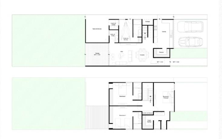 Foto de casa en venta en  , cholul, m?rida, yucat?n, 1067829 No. 08