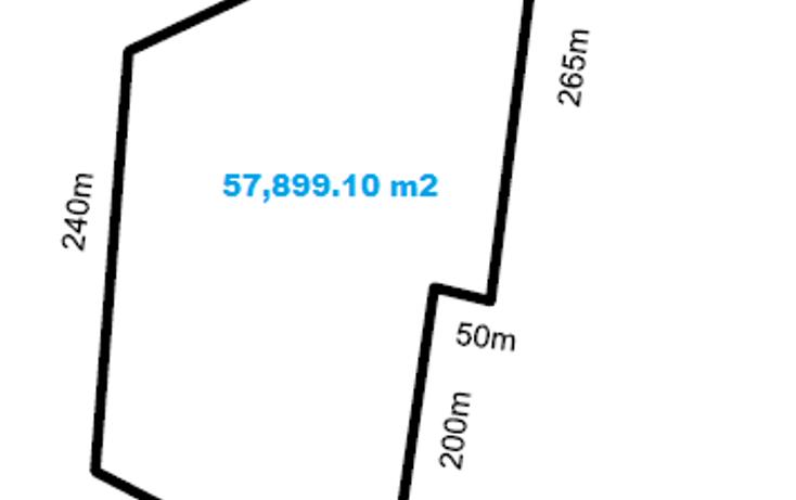 Foto de terreno comercial en venta en  , cholul, mérida, yucatán, 1068651 No. 01