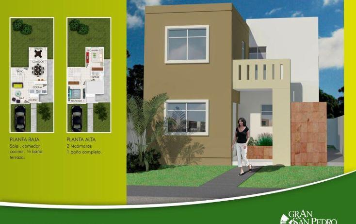 Foto de casa en venta en, cholul, mérida, yucatán, 1070301 no 01