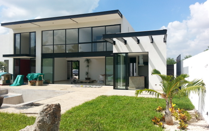 Foto de casa en venta en  , cholul, mérida, yucatán, 1070951 No. 02