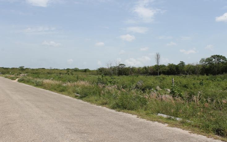Foto de terreno habitacional en venta en  , cholul, mérida, yucatán, 1072355 No. 01