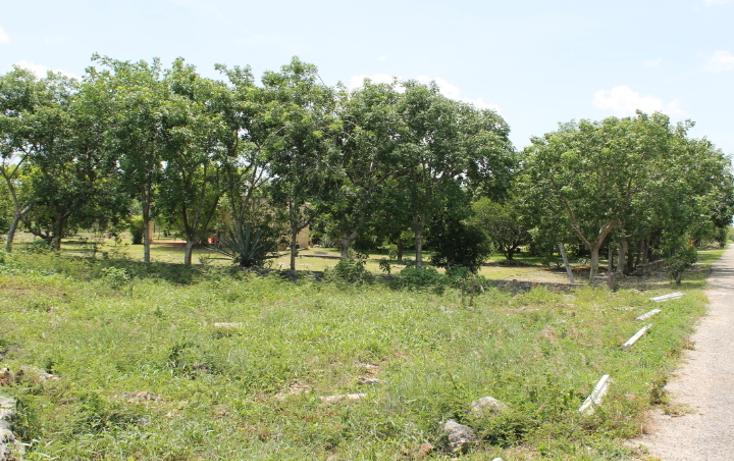 Foto de terreno habitacional en venta en  , cholul, mérida, yucatán, 1072355 No. 02