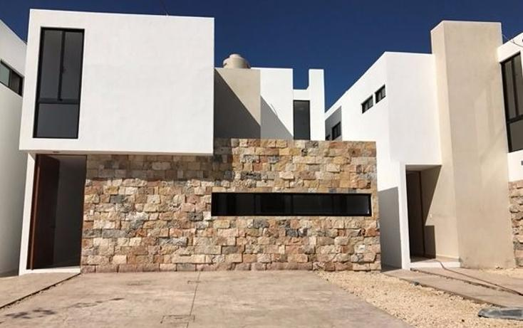Foto de casa en venta en  , cholul, mérida, yucatán, 1073627 No. 01