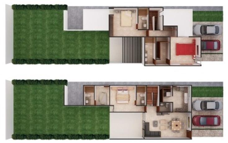 Foto de casa en venta en  , cholul, mérida, yucatán, 1073627 No. 09