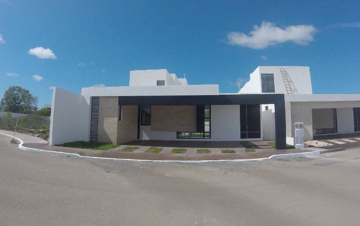 Foto de casa en venta en  , cholul, mérida, yucatán, 1074665 No. 01