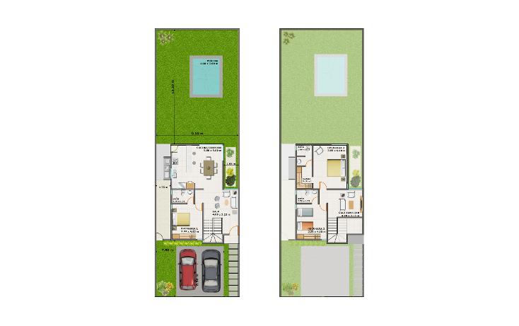 Foto de casa en venta en  , cholul, m?rida, yucat?n, 1075037 No. 10