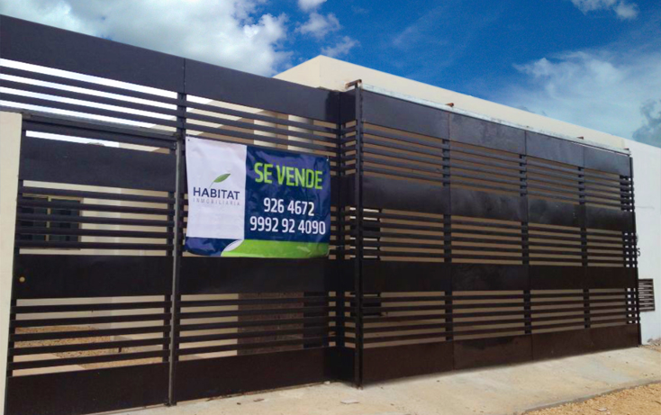 Foto de casa en venta en  , cholul, mérida, yucatán, 1081163 No. 01