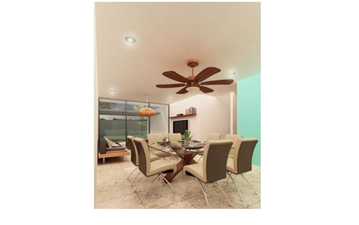 Foto de casa en venta en  , cholul, mérida, yucatán, 1081549 No. 05