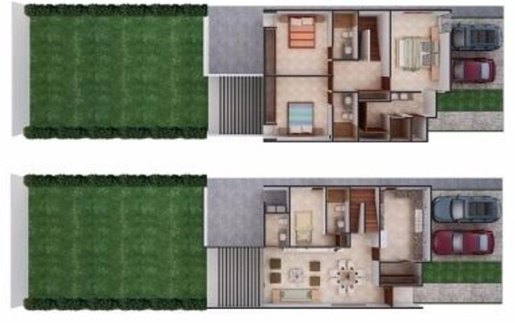 Foto de casa en venta en  , cholul, mérida, yucatán, 1081549 No. 06