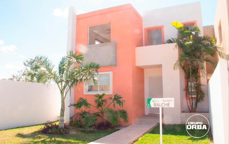 Foto de casa en venta en  , cholul, mérida, yucatán, 1081891 No. 01