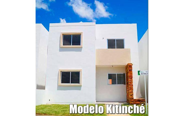 Foto de casa en venta en  , cholul, mérida, yucatán, 1084949 No. 01