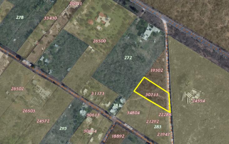 Foto de terreno comercial en venta en, cholul, mérida, yucatán, 1085645 no 01