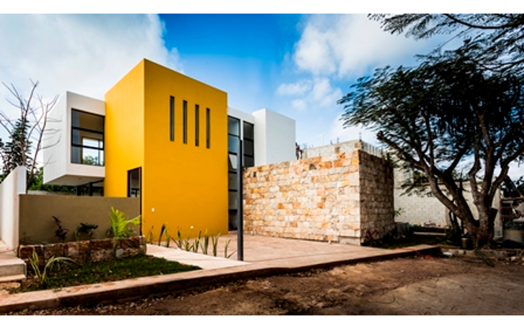 Foto de casa en venta en  , cholul, mérida, yucatán, 1085989 No. 01