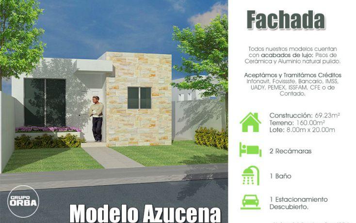 Foto de casa en venta en, cholul, mérida, yucatán, 1087443 no 01