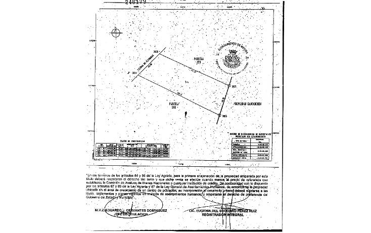 Foto de terreno comercial en venta en  , cholul, m?rida, yucat?n, 1087787 No. 04