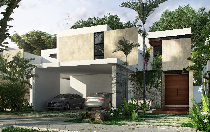 Foto de casa en venta en  , cholul, mérida, yucatán, 1088083 No. 01