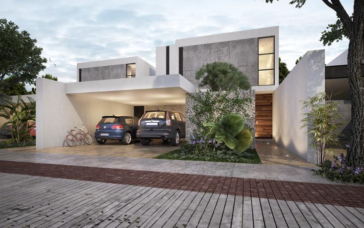 Foto de casa en venta en  , cholul, mérida, yucatán, 1088181 No. 01