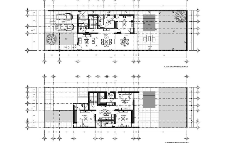 Foto de casa en venta en  , cholul, mérida, yucatán, 1088181 No. 04
