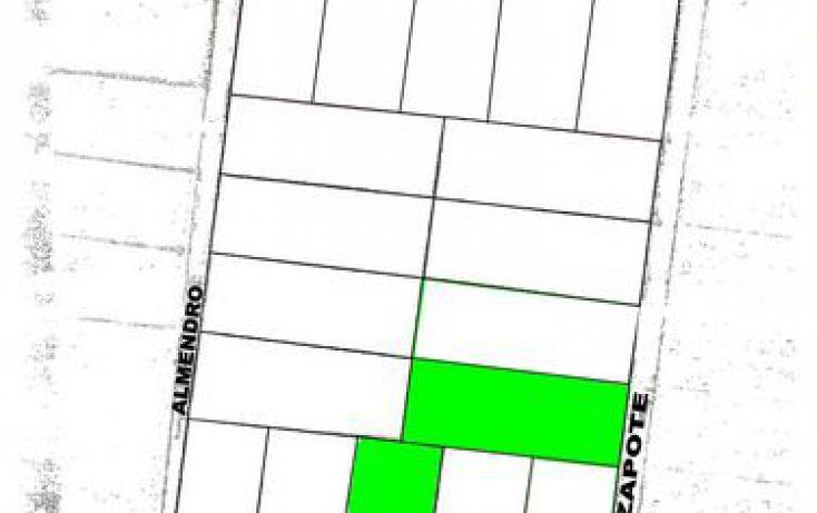 Foto de terreno habitacional en venta en, cholul, mérida, yucatán, 1088829 no 02