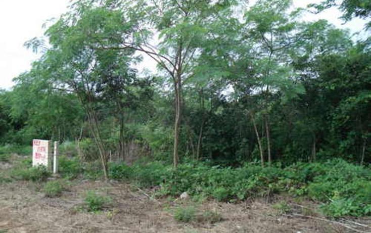 Foto de terreno habitacional en venta en  , cholul, mérida, yucatán, 1088831 No. 01