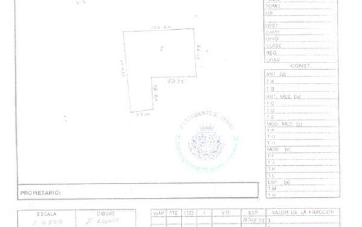 Foto de terreno habitacional en venta en, cholul, mérida, yucatán, 1090149 no 03