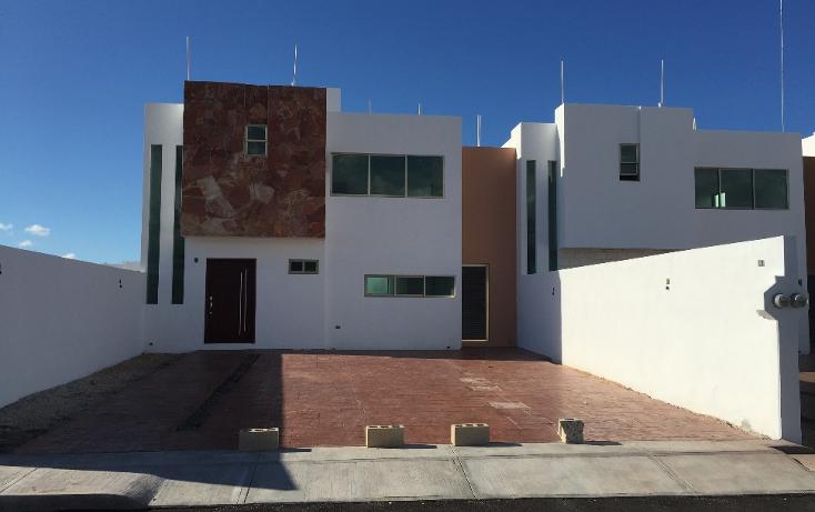 Foto de casa en venta en  , cholul, mérida, yucatán, 1090601 No. 01