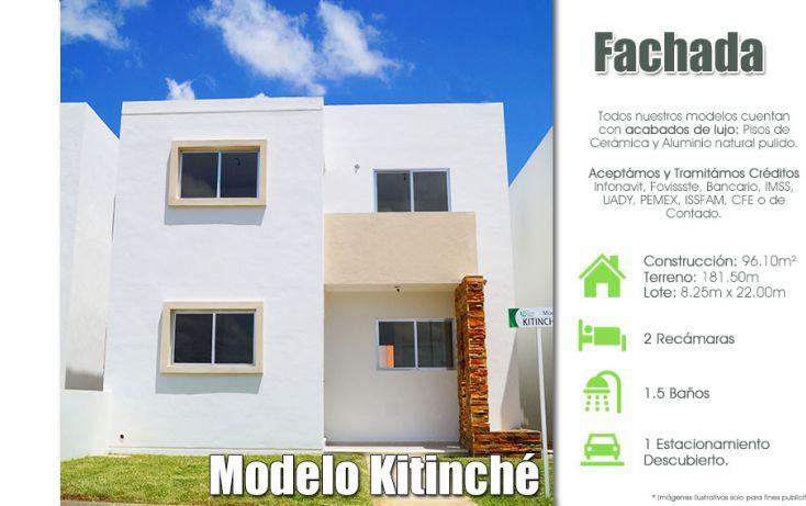 Foto de casa en venta en, cholul, mérida, yucatán, 1091265 no 01