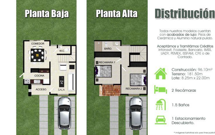 Foto de casa en venta en, cholul, mérida, yucatán, 1091265 no 02