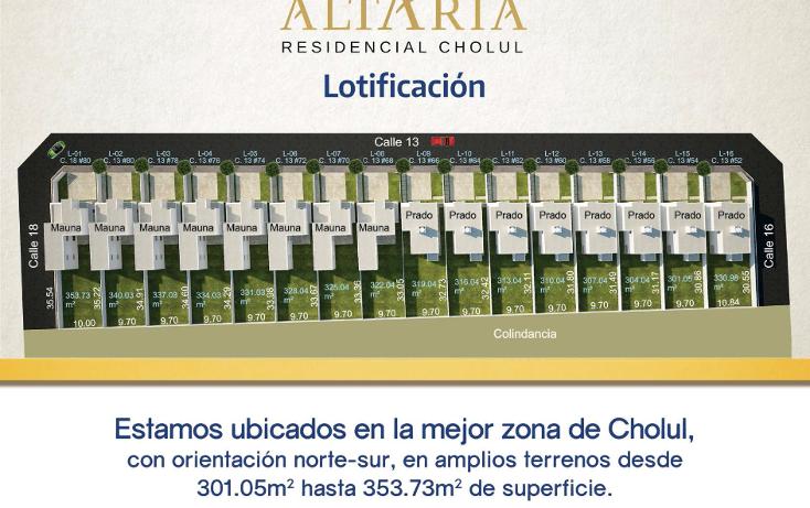 Foto de casa en venta en  , cholul, mérida, yucatán, 1095201 No. 13
