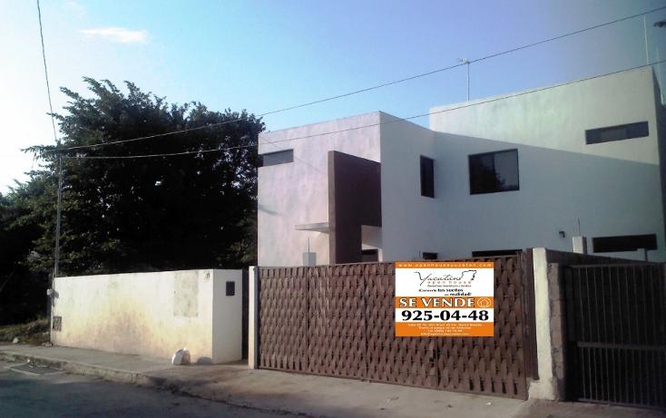 Foto de casa en venta en  , cholul, m?rida, yucat?n, 1095439 No. 01