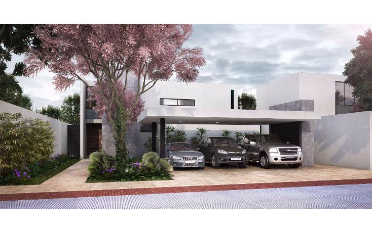 Foto de casa en venta en  , cholul, m?rida, yucat?n, 1096809 No. 01