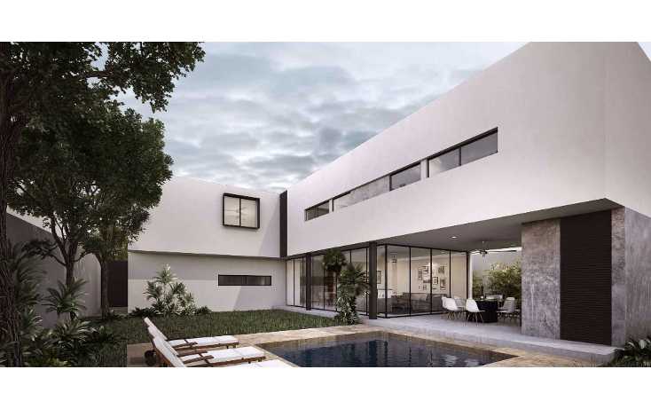 Foto de casa en venta en  , cholul, mérida, yucatán, 1096809 No. 06