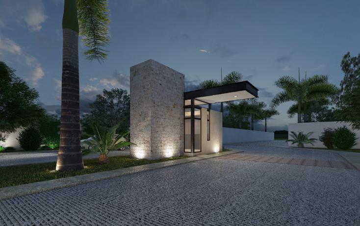 Foto de casa en condominio en venta en  , cholul, mérida, yucatán, 1098907 No. 01