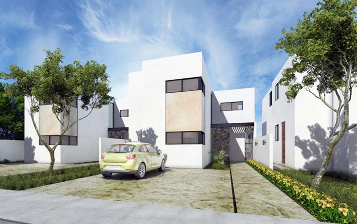Foto de casa en condominio en venta en  , cholul, mérida, yucatán, 1098907 No. 05